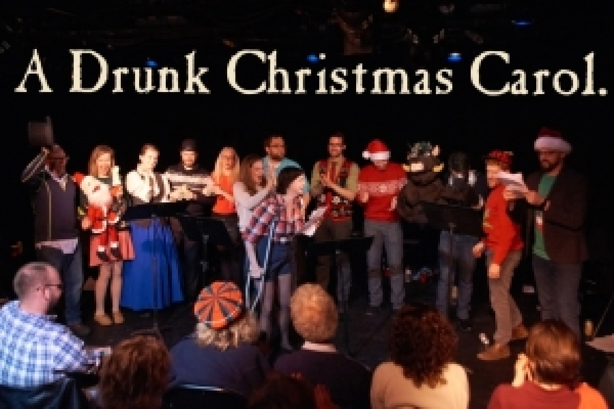 A Drunk Christmas Carol (Closed December 01, 2017) | Off-Off-Broadway | reviews, cast and info ...