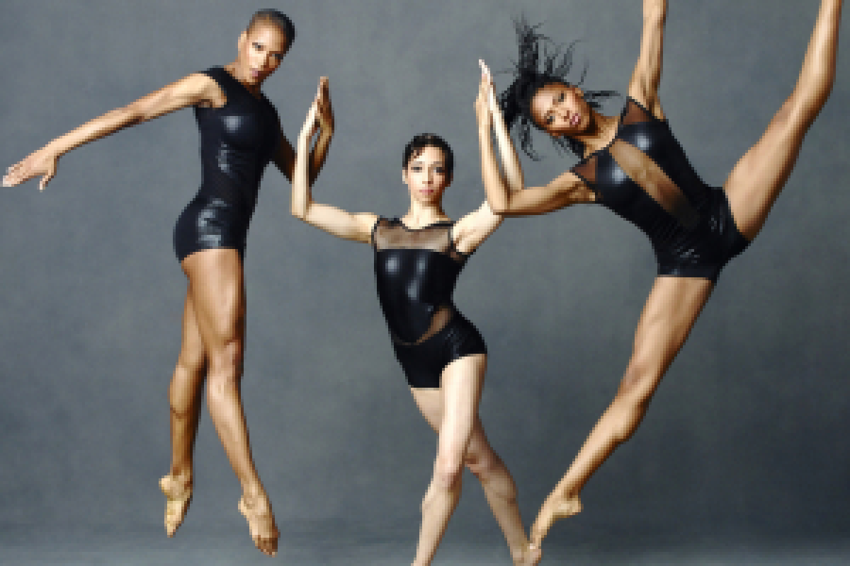 Stage and Cinema Dance Review: ALL-AMERICAN CELEBRATION