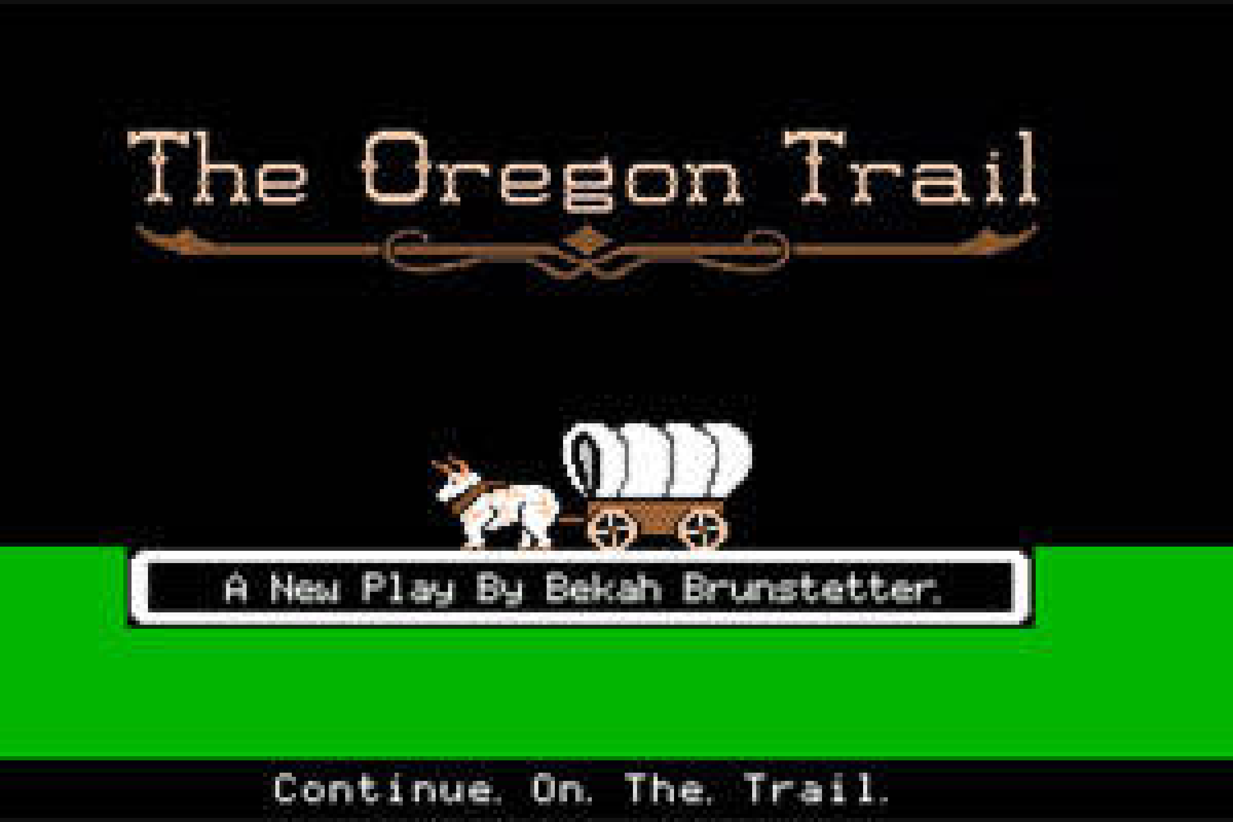 The Oregon Trail (Closed February 12, 2017) | Off-Broadway ...