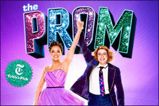 the prom tickets broadway reviews cast and info theatermania