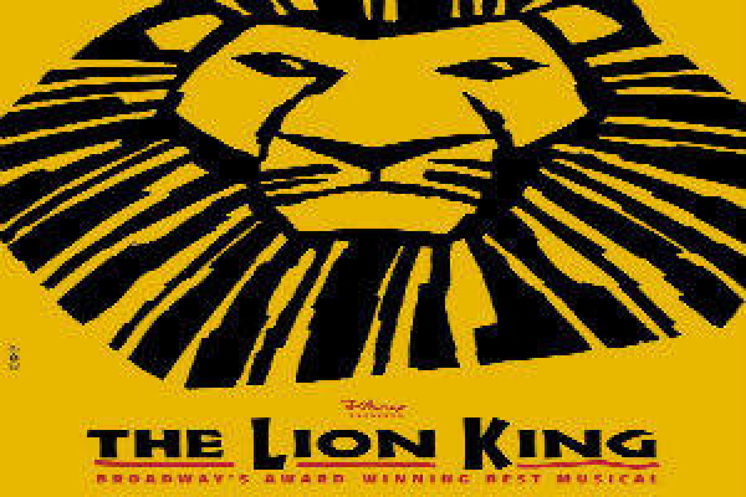 The Lion King Closed June 14 2015 Philadelphia Reviews Cast And Info Theatermania