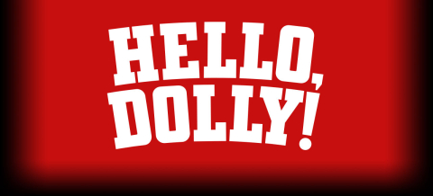 Image result for hello dolly musical logo