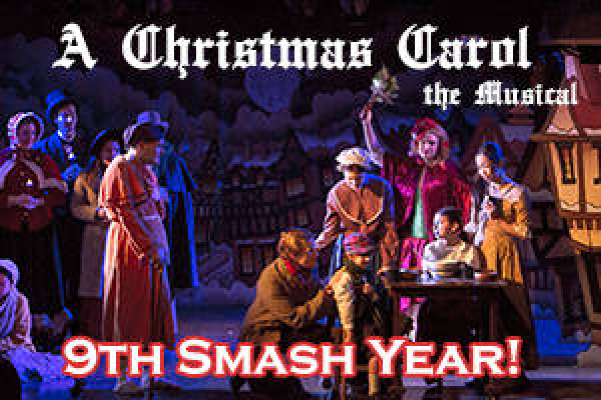 A Christmas Carol — The Musical (Closed December 30, 2017) | Off-Broadway | reviews, cast and ...