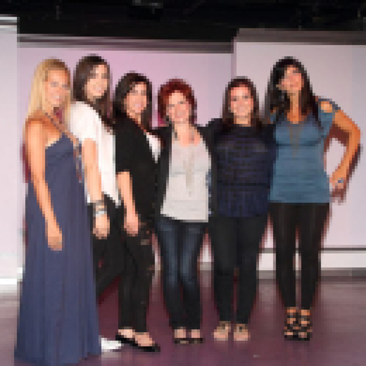 PHOTO FLASH: The Real Housewives Of New Jersey Cast In