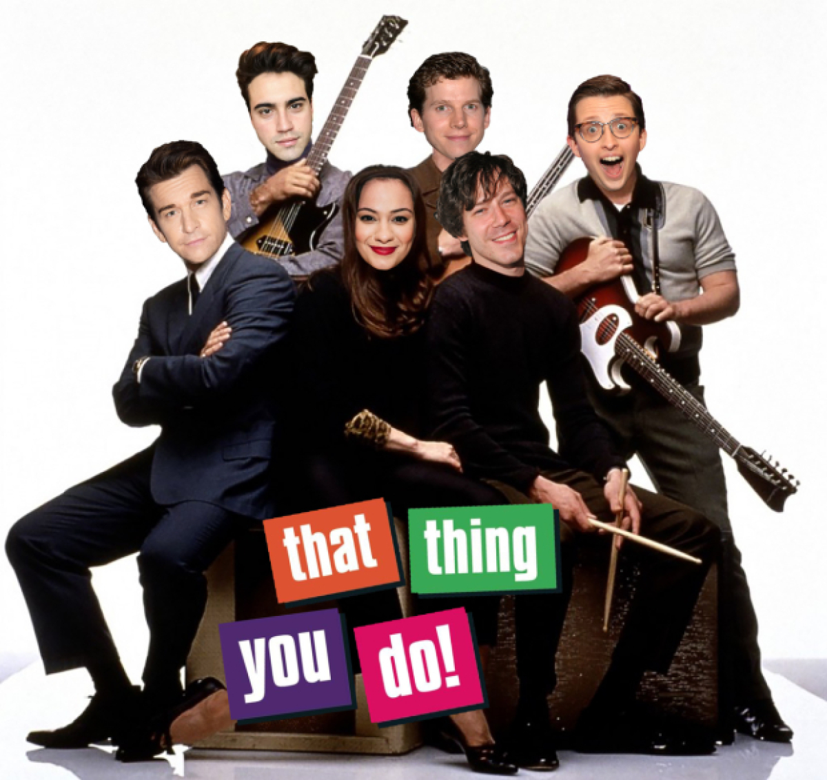 That Thing You Do — A '60s Jukebox Musical of One-Hit Oneders | TheaterMania