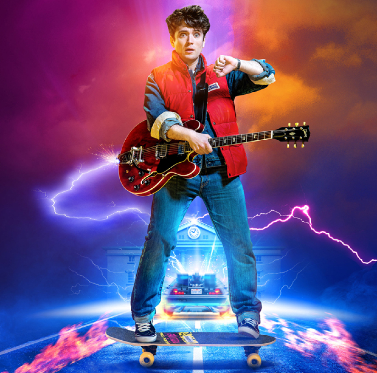Hear the First Song From the New Back to the Future Musical | TheaterMania