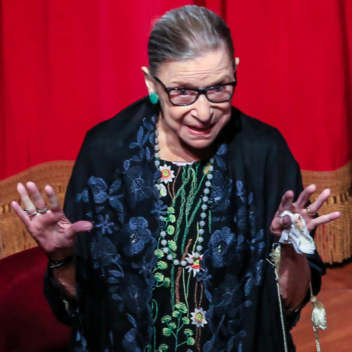 Remembering Justice Ruth Bader Ginsburg as a Patron of the Arts