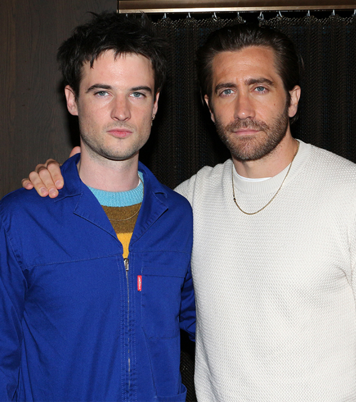 Jake Gyllenhaal and Tom Sturridge Really Want You to Know the Title of Their Broadway Show | TheaterMania
