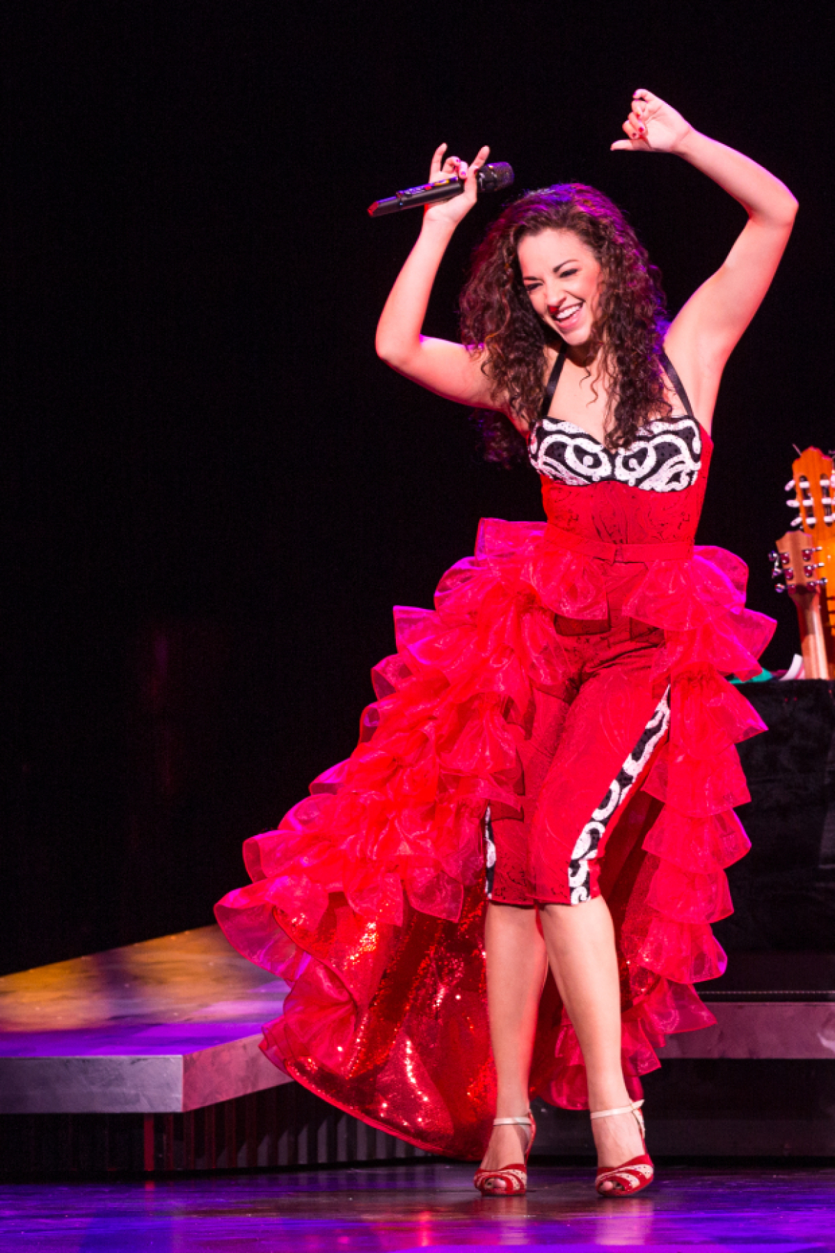 The Rhythm Is Gonna Get You! Broadway's On Your Feet! To