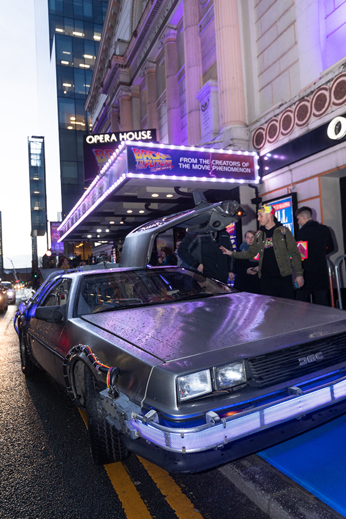 Back to the Future Musical Opens in Manchester | TheaterMania