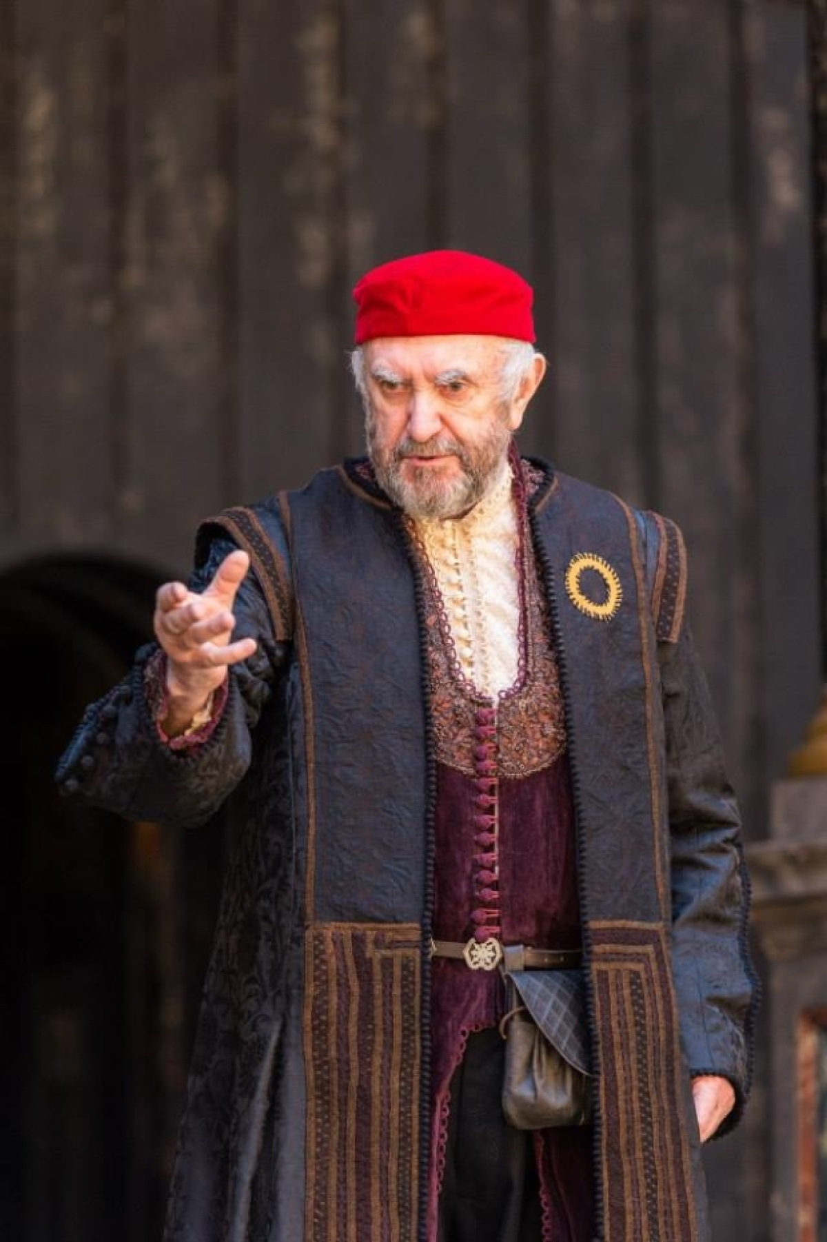Jonathan Pryce To Return To The New York Stage In The