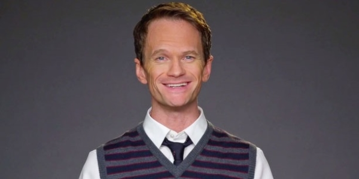 Neil Patrick Harris Has an Autobiography and It's a Choose-Your-Own-Adventure Book