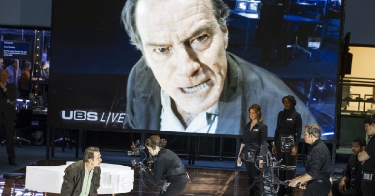 Bryan Cranston Wants You to Be in Network on Broadway With Him