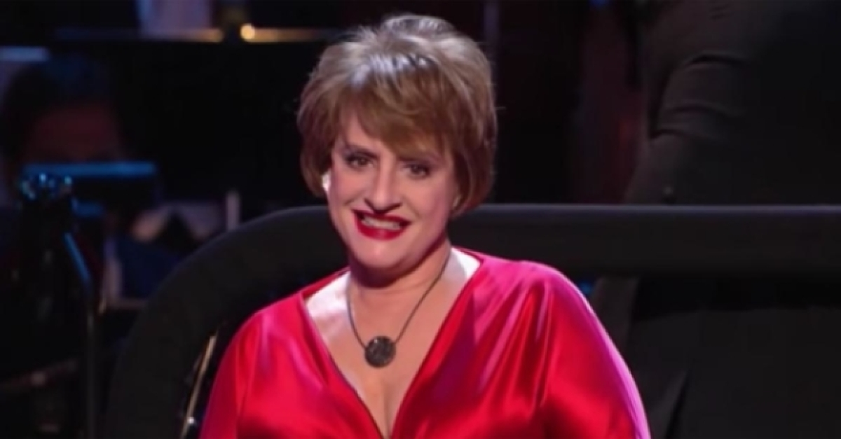 """Flashback Friday: Patti LuPone's """"Ladies Who Lunch"""""""