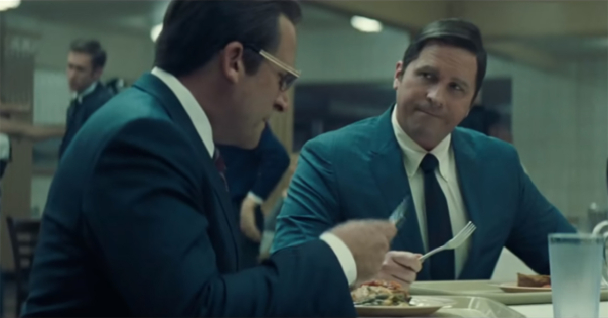 Christian Bale and Steve Carell in a Cut Musical Number From Vice