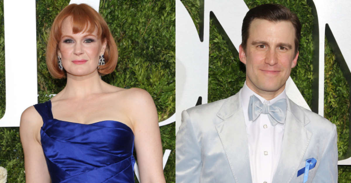 EXCLUSIVE: Kate Baldwin and Gavin Creel Sing From New Andrew Lippa Musical   TheaterMania