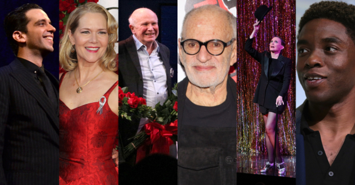 In Memoriam: A Look Back at the Theater Icons We Lost in 2020 | TheaterMania