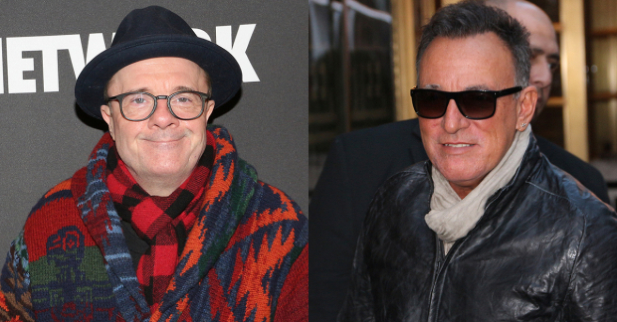 Nathan Lane Is Ready to Be Bruce Springsteen's Understudy | TheaterMania