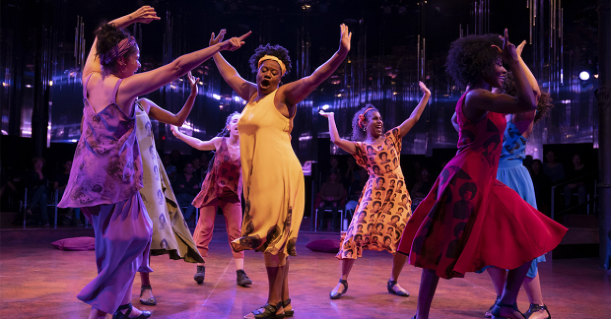 Ntozake Shange's For Colored Girls ... Is Still a Tragic, Joyous, Metaphysical Dilemma | TheaterMania