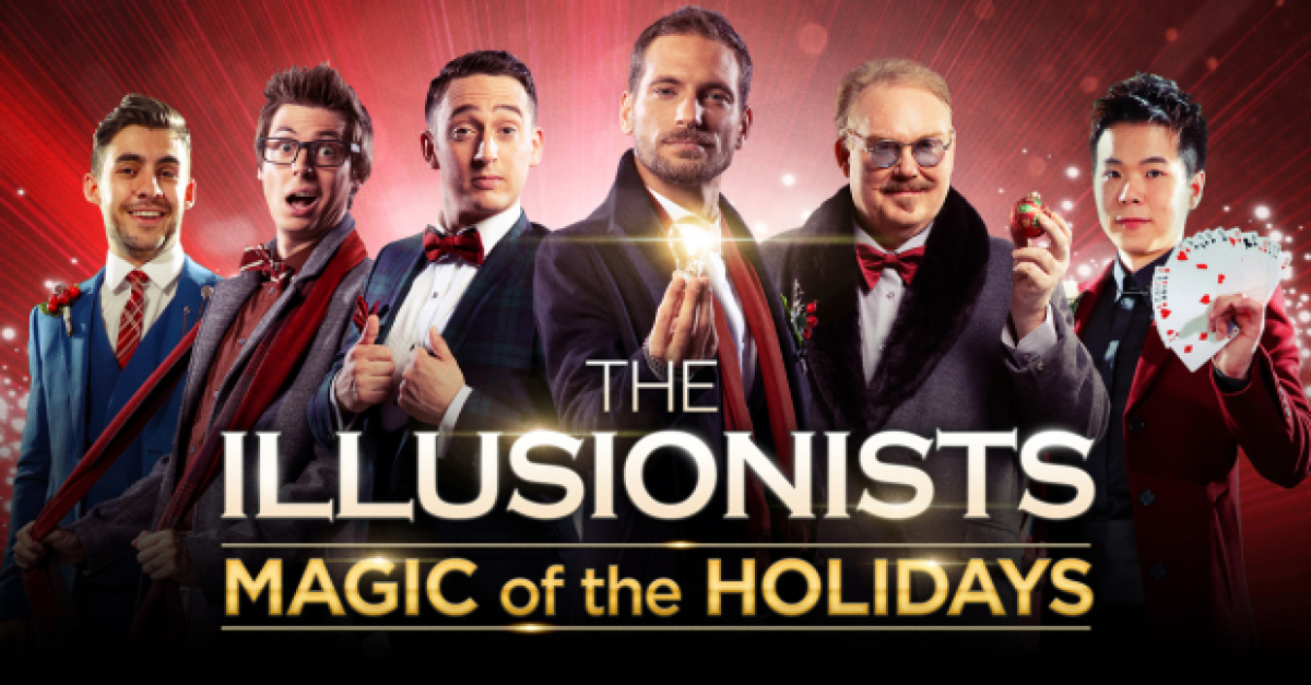America's Got Talent Semifinalists to Join The Illusionists — Magic of the Holidays | TheaterMania