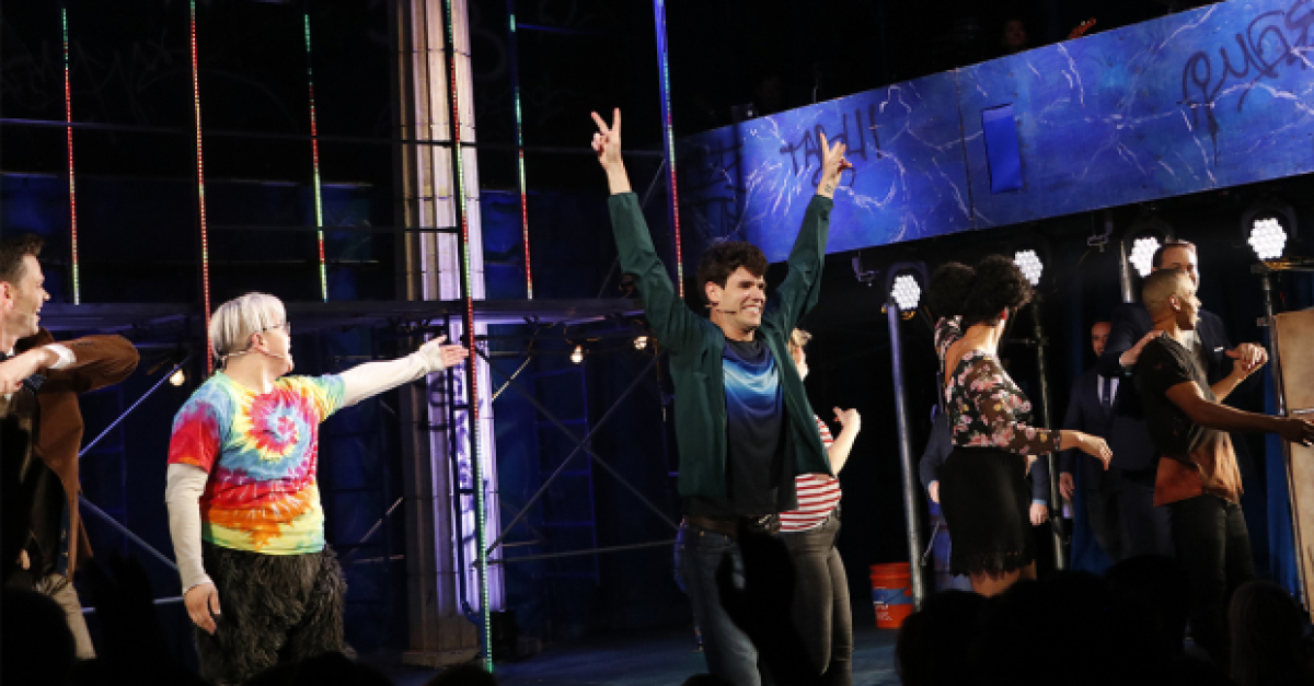 Percy Jackson Bolts to Broadway as The Lightning Thief Opens | TheaterMania