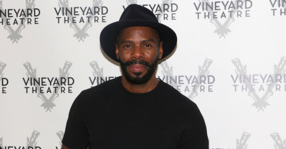 Here's Why You Haven't Seen Colman Domingo Onstage Lately