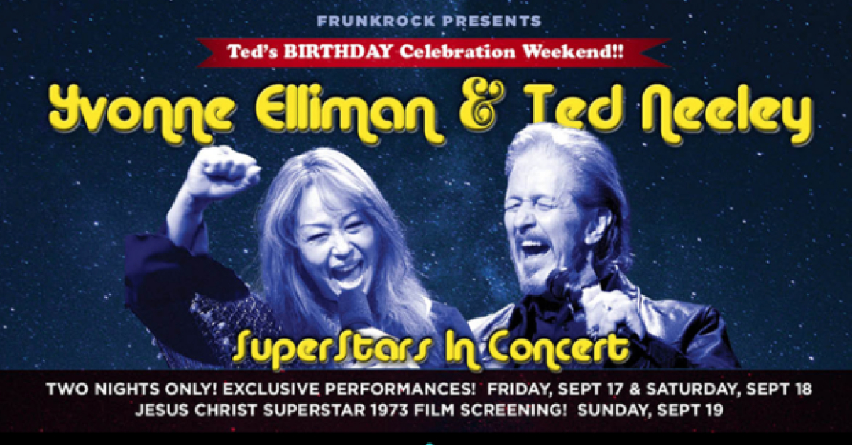 Interview: Memories of Jesus Christ Superstar at 50, With Ted Neeley and Yvonne Elliman   TheaterMania