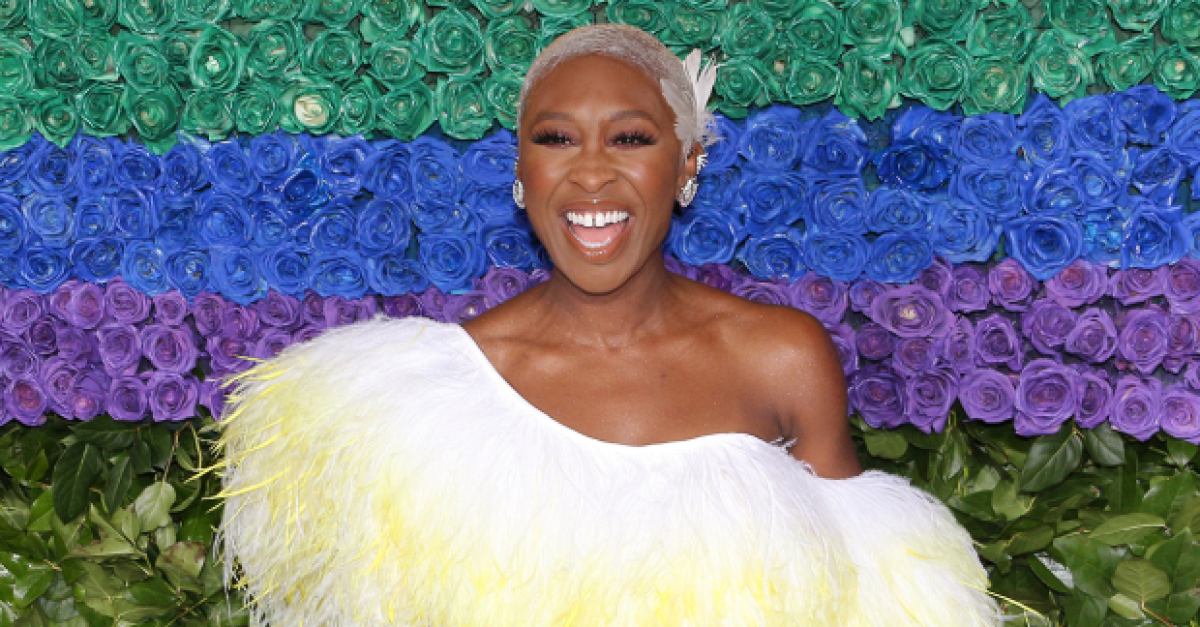 Cynthia Erivo to Star in Movie Remake of The Rose | TheaterMania