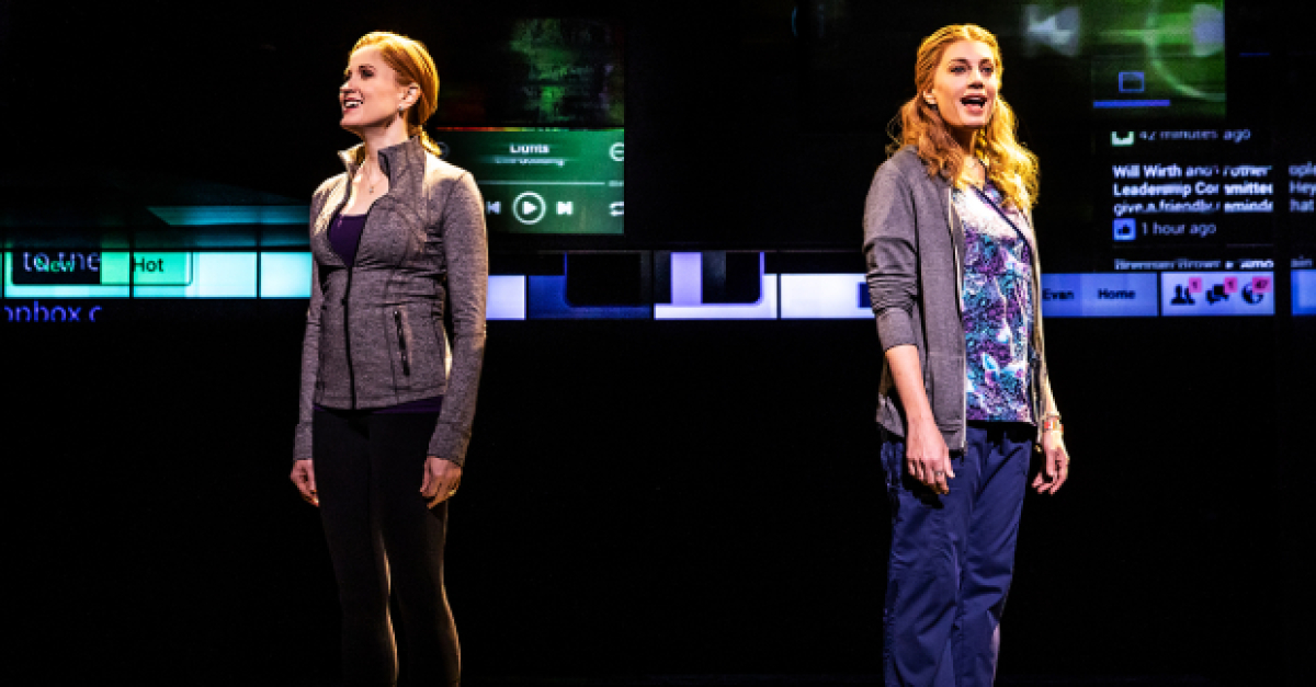 Dear Evan Hansen Tour's Christiane Noll and Jessica Phillips to Join Broadway Cast | TheaterMania