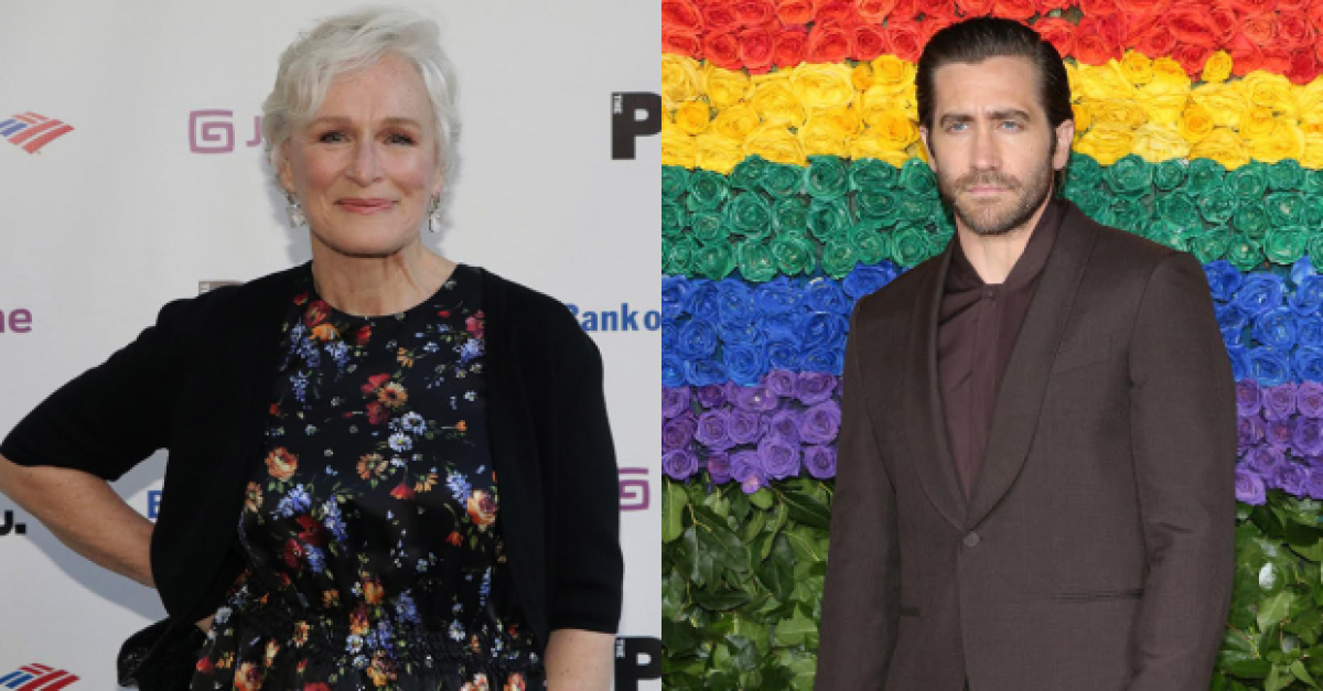 Glenn Close, Jake Gyllenhaal, and More Take Part in Show of Titles This Weekend   TheaterMania
