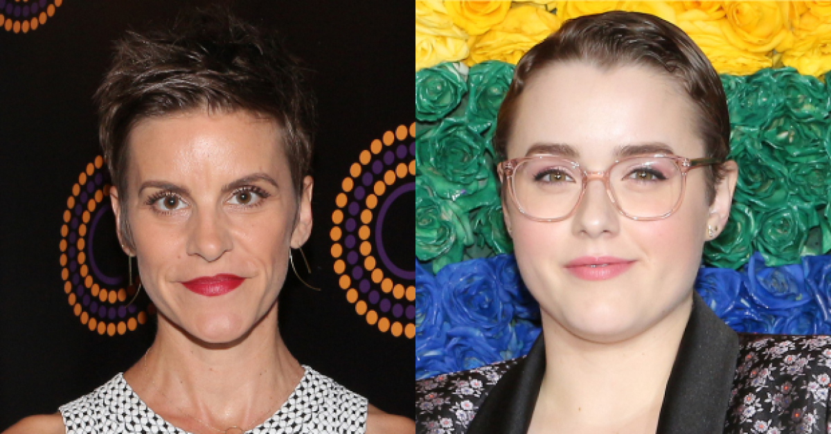 Jenn Colella and Caitlin Kinnunen to Star in Fun Home Reading at a Funeral Home   TheaterMania