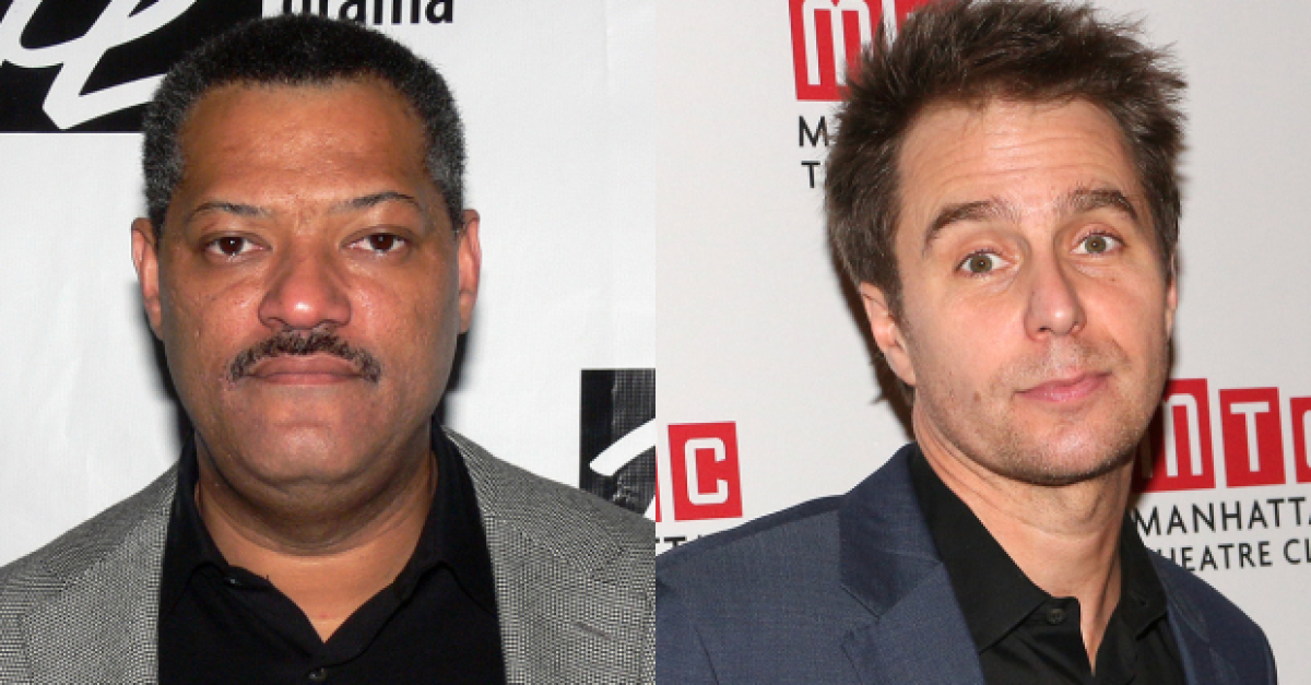 Laurence Fishburne and Sam Rockwell to Star in Broadway Revival of American Buffalo   TheaterMania