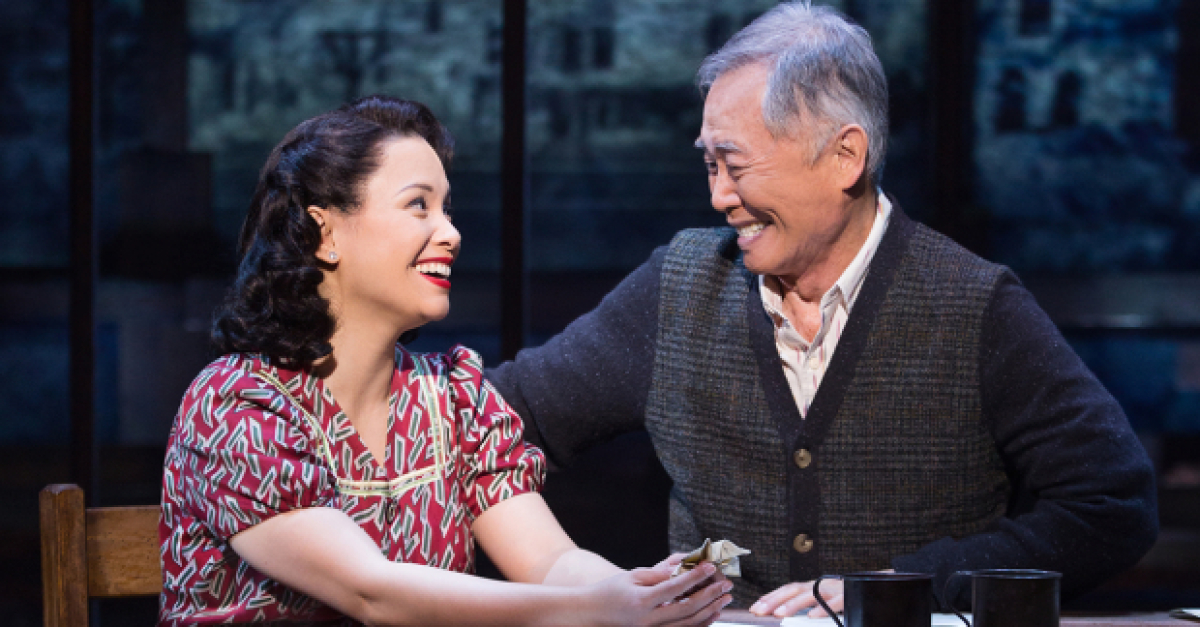 New Site Broadway On Demand to Stream Allegiance, Bandstand, and More | TheaterMania
