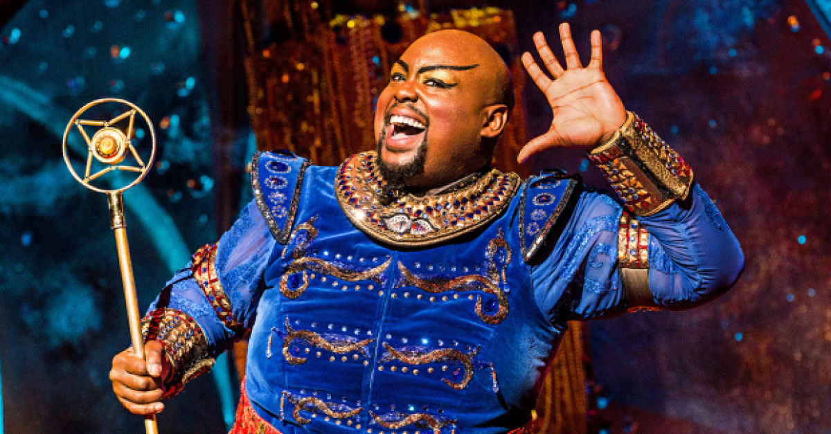 Aladdin on Broadway and Tour to Welcome New Aladdin and Genie | TheaterMania