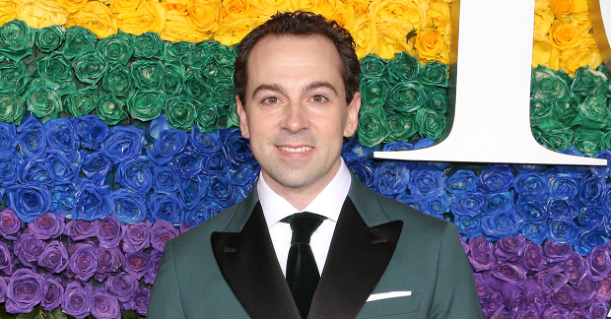 Rob McClure to Star in New Mrs. Doubtfire Musical   TheaterMania