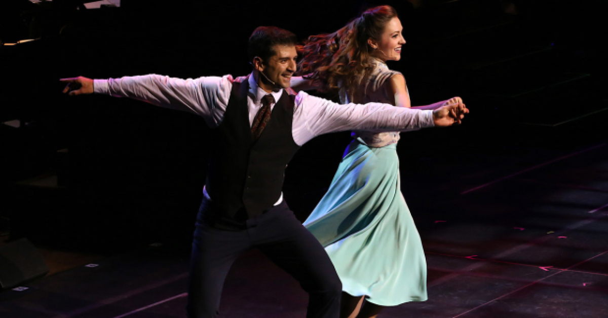 Tony Yazbeck and Laura Osnes to Star in Scarlet Pimpernel Concert