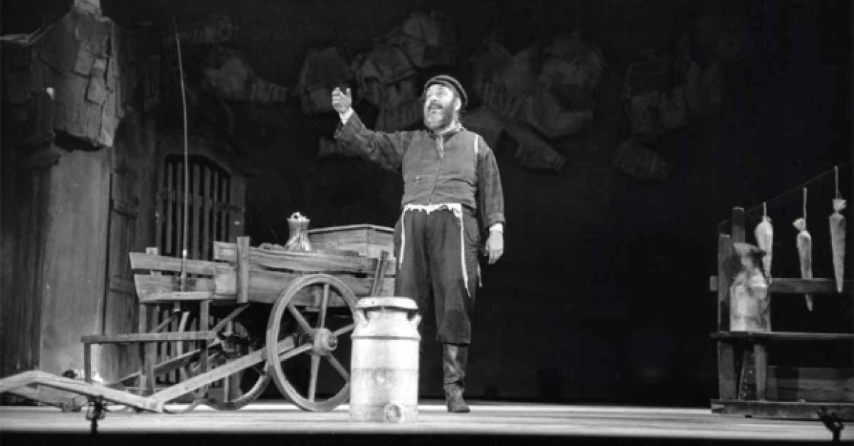 A Fiddler on the Roof Documentary. Sound Crazy? It Isn't. | TheaterMania