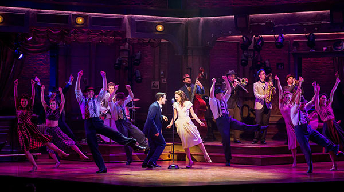 Bandstand's Broadway Cast Album Now Streaming Online