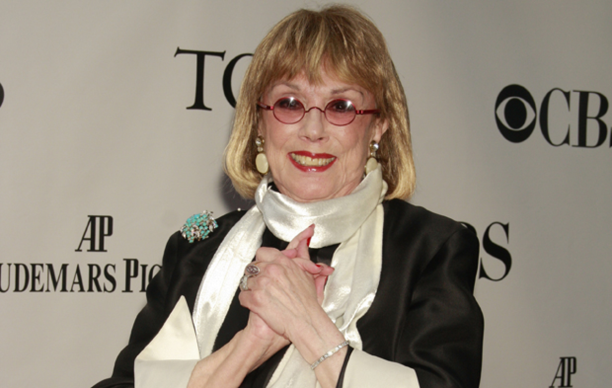 Broadway Theaters to Dim Lights in Memory of Phyllis Newman | TheaterMania