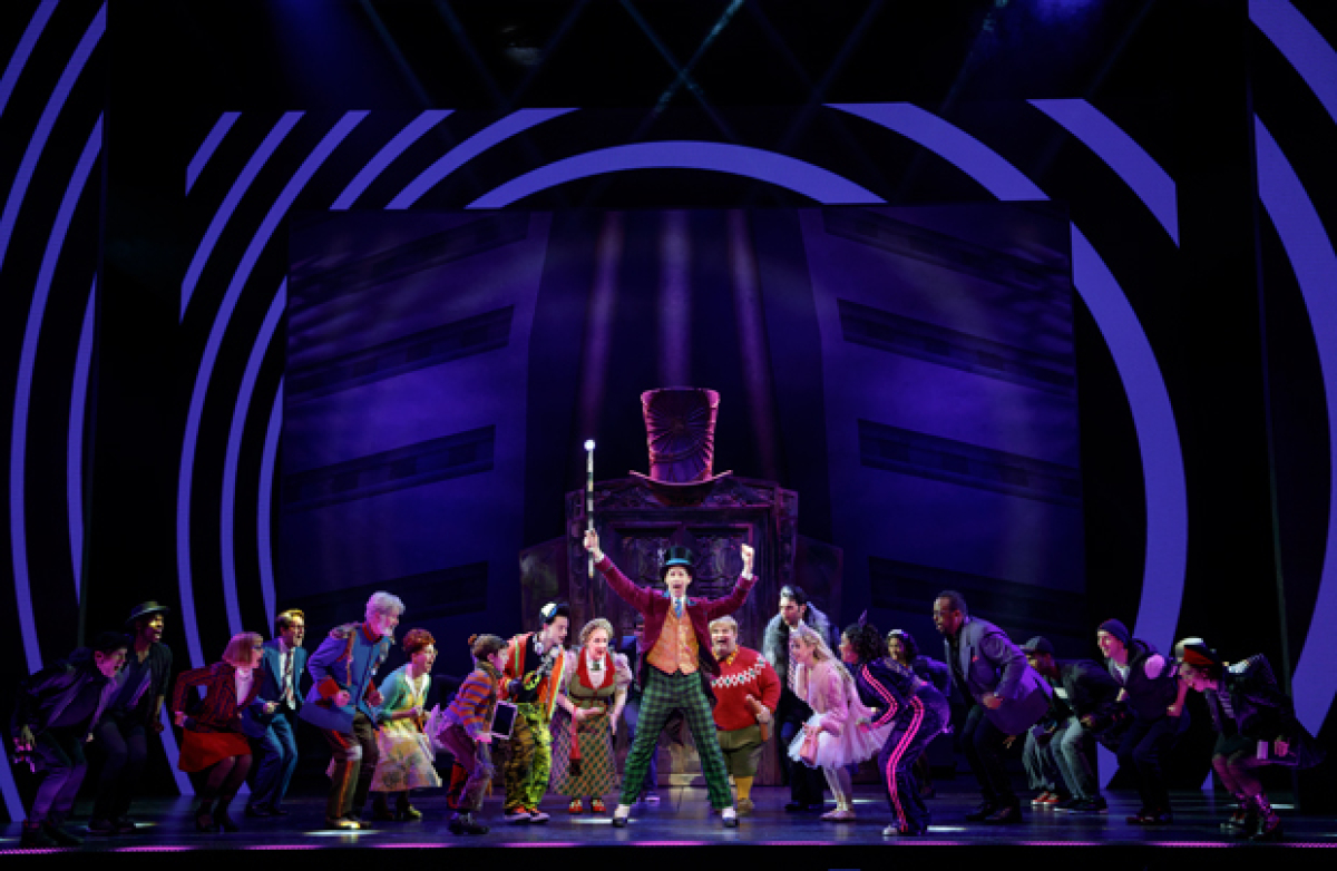 Charlie and the Chocolate Factory National Tour Stops at San Francisco