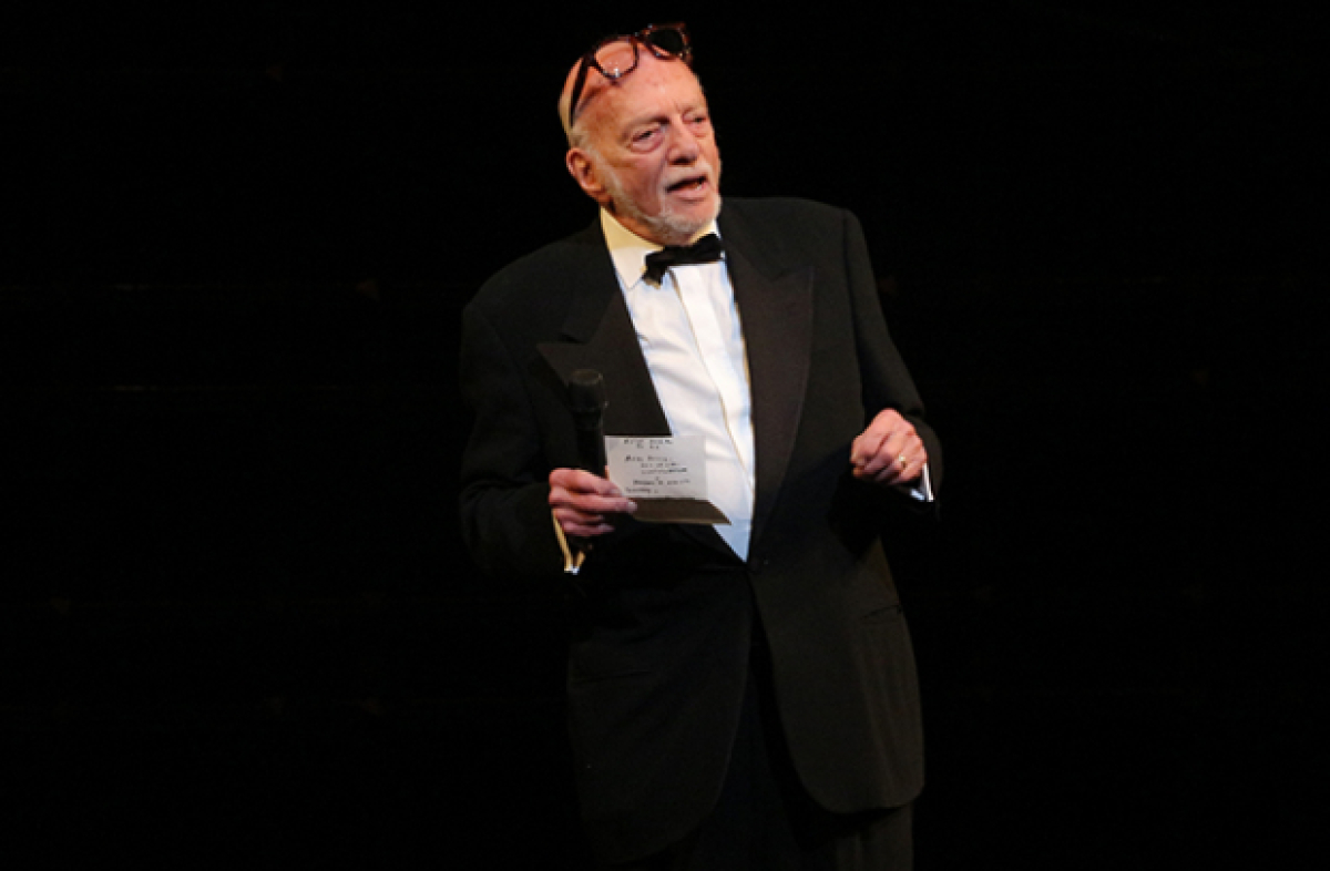Harold Prince Exhibition Sets September Opening at Library for the Performing Arts | TheaterMania