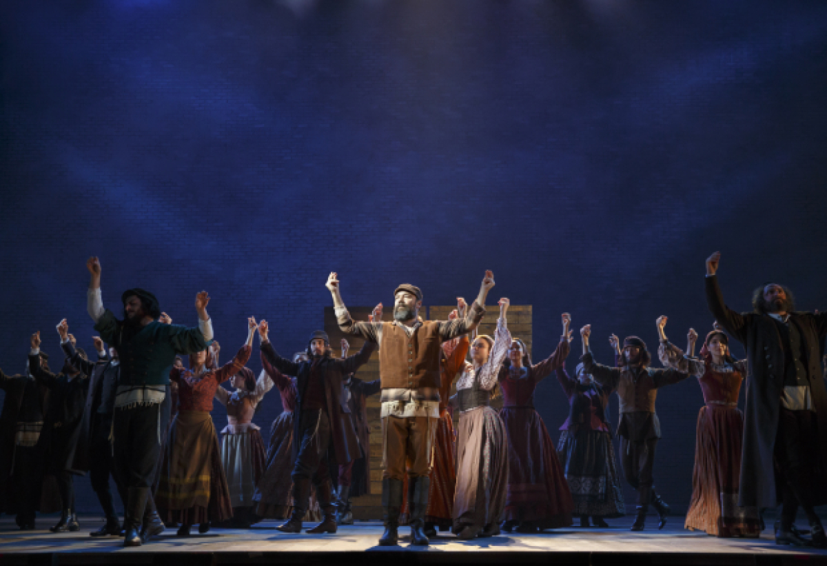 Fiddler On The Roof Theatermania