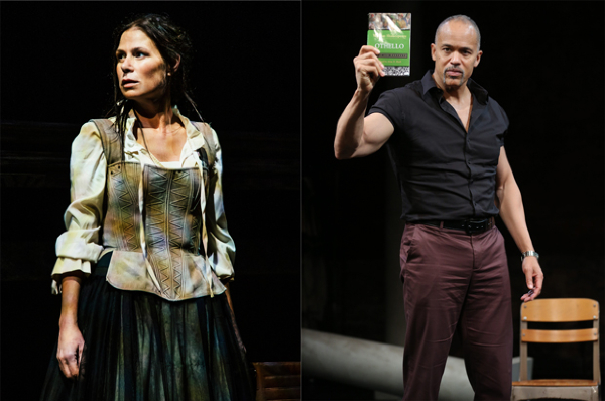 Maura Tierney, Keith Hamilton Cobb, and More Star in Our Critics' Weekly Faves   TheaterMania
