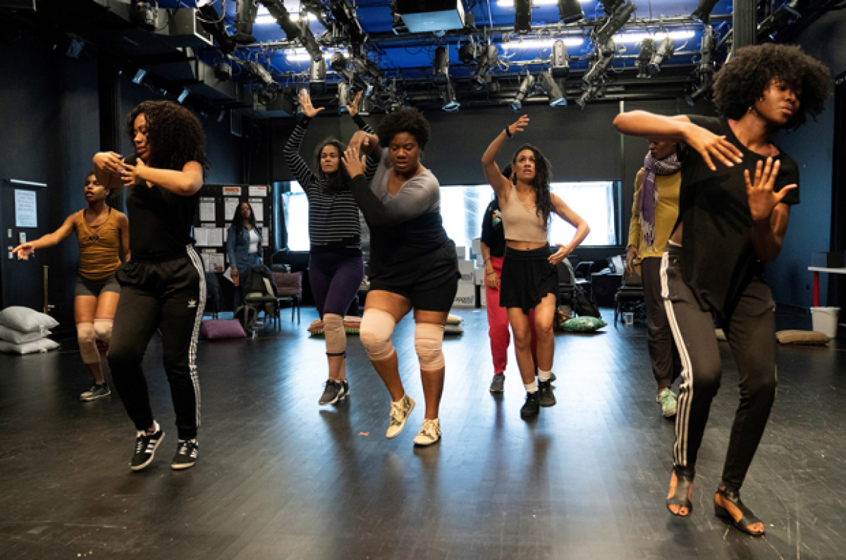 For Colored Girls... Revival at Public Theater Announces Second Extension   TheaterMania