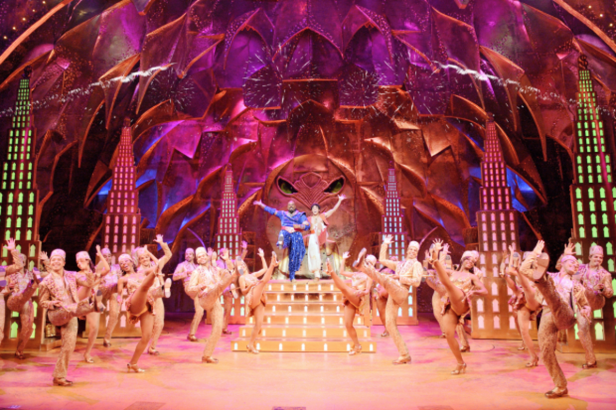 Disney's Aladdin to Launch Newly Configured Tour in 2021 | TheaterMania