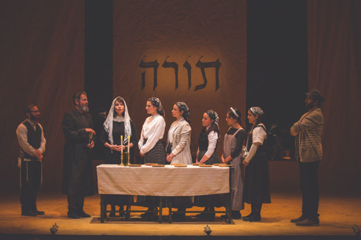 Yiddish Fiddler Dedicates Special Performance On 80th