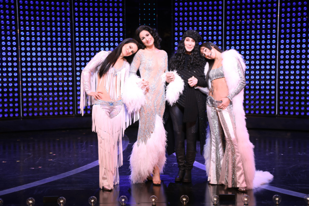Watch Cher's Surprise Appearance at the Broadway Show About Her Life