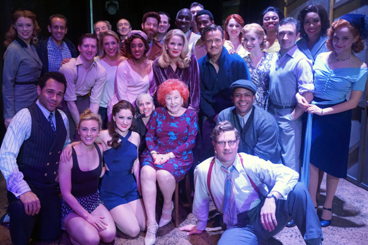 See Grayce Spence, Original Kiss Me, Kate Member, With Kelli O'Hara and More | TheaterMania