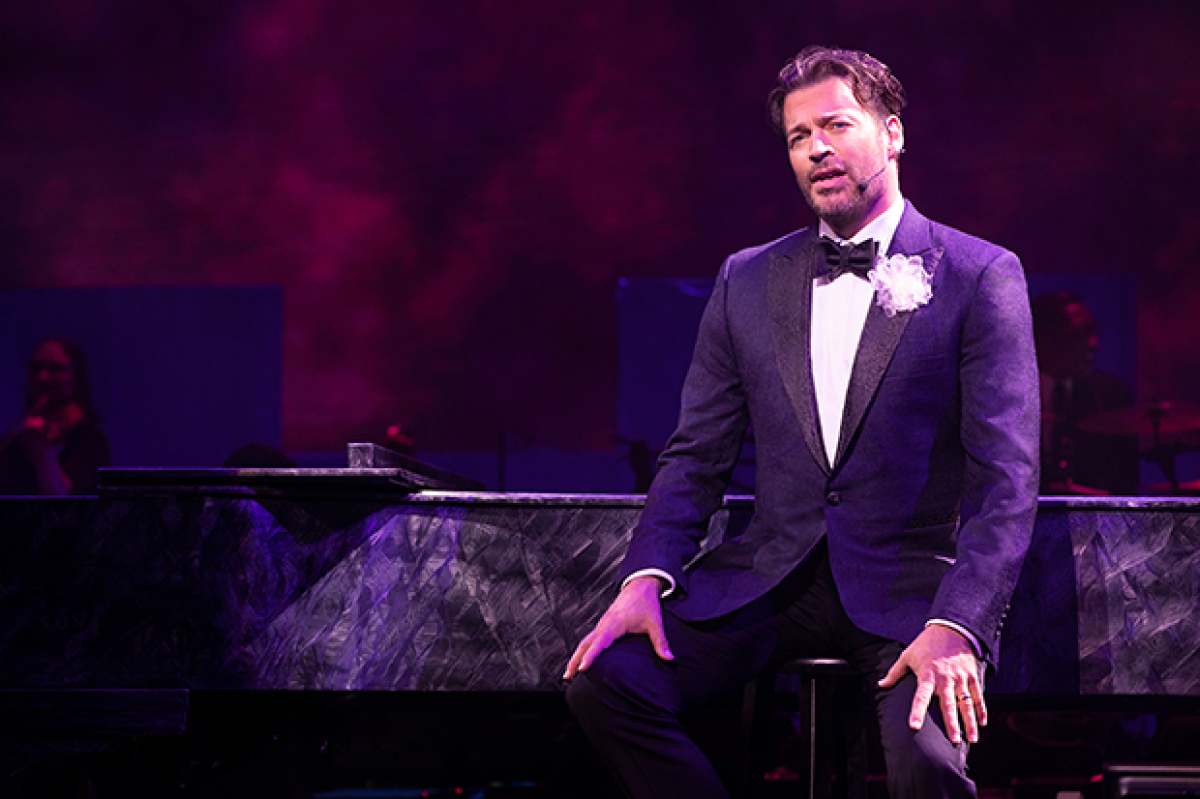 Harry Connick Jr. Brings a Goofy Cole Porter Tribute to Broadway | TheaterMania
