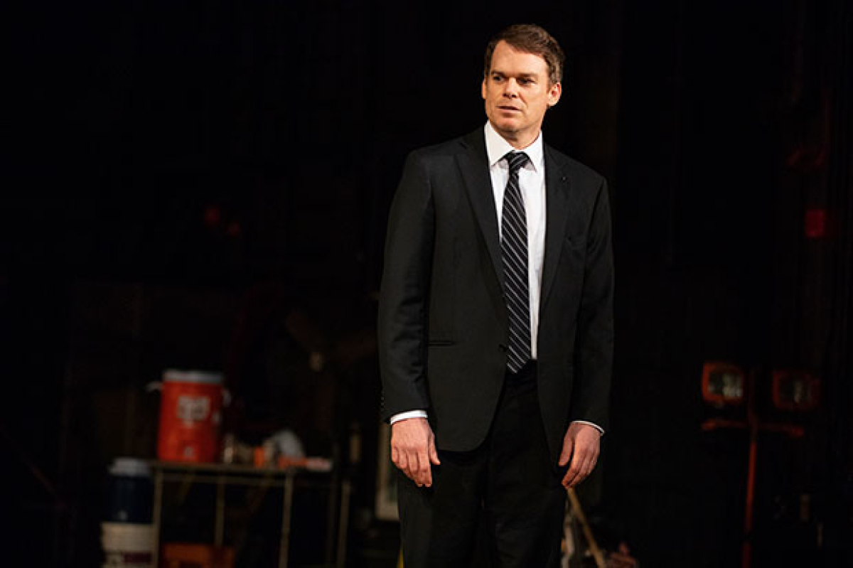 Michael C. Hall-Led Thom Pain (Based on Nothing) Announces Second Extension